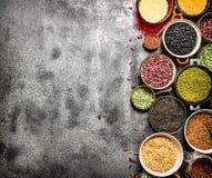 Alimento del legume Fotografie Stock Libere da Diritti