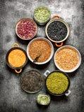 Alimento del legume Fotografia Stock Libera da Diritti