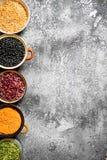 Alimento del legume Immagini Stock Libere da Diritti