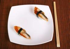 Alimento del sushi Foto de archivo