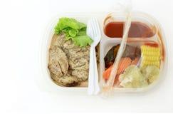 Alimento del Togo Fotografia Stock