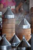 Alimento del vapor Imagen de archivo libre de regalías
