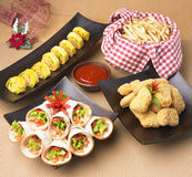 Alimento delicioso Imagens de Stock