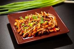 Alimento delicioso chinês Fotografia de Stock Royalty Free