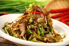 Alimento delizioso cinese Immagine Stock