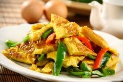 Alimento delizioso cinese Immagini Stock