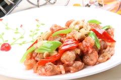 Alimento delizioso cinese Fotografia Stock Libera da Diritti