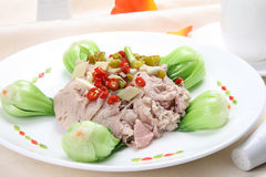 Alimento delizioso cinese Immagine Stock Libera da Diritti