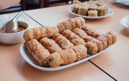 Alimento delizioso nel Vietnam Immagine Stock