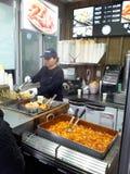 Alimento della Corea Immagine Stock