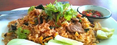 alimento della Tailandia Fotografia Stock Libera da Diritti