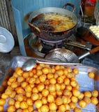 Alimento della via di Hanoi Fotografie Stock