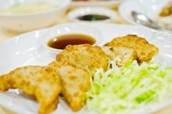 Alimento delle polpette. Fotografia Stock