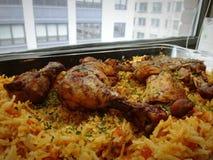 alimento dentro philly Fotografia Stock
