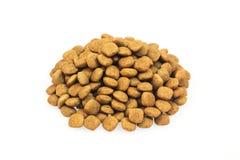 Alimento di cane asciutto Immagini Stock