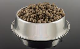 Alimento di cani Fotografia Stock