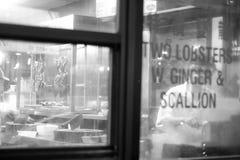 Alimento di Chinatown Manhattan immagine stock libera da diritti