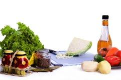 Alimento di dieta fotografie stock