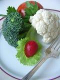 Alimento di dieta Immagine Stock