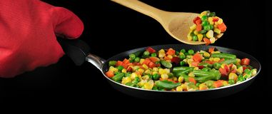 Alimento di dieta Immagine Stock Libera da Diritti