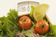 Alimento di dieta Fotografia Stock Libera da Diritti