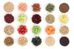 Alimento di dieta sana immagine stock