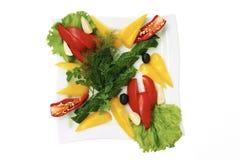 Alimento di estate Immagine Stock Libera da Diritti