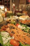 Alimento di festa Fotografia Stock