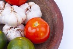 Alimento di Healthly Fotografia Stock