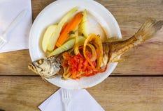 Alimento di Hondural Fotografia Stock