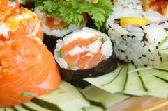 Alimento di Japonese Fotografie Stock