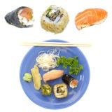 Alimento di Japonese Fotografia Stock
