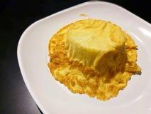Alimento di Omlet Tailandia Immagini Stock
