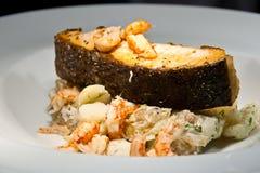 Alimento di pesci 10 Fotografia Stock