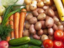 Alimento di verdure immagine stock libera da diritti