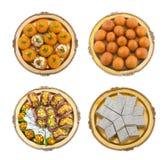 Alimento do doce da mistura Fotos de Stock Royalty Free