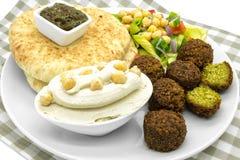 Alimento do Oriente Médio fotografia de stock