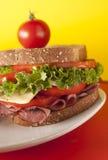 Alimento do sanduíche Imagem de Stock Royalty Free