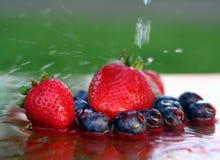 Alimento do tempo de verão Imagens de Stock Royalty Free