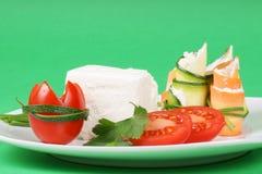 Alimento do vegetariano imagem de stock
