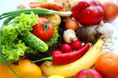 Alimento do vegetariano Fotografia de Stock