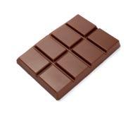 Alimento dolce dello zucchero del desseret della barra di cioccolato Fotografia Stock Libera da Diritti