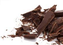 Alimento dolce dello zucchero del desseret della barra di cioccolato Immagine Stock Libera da Diritti