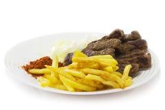 Alimento dos Balcãs Foto de Stock
