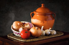 Alimento dos vegetais Imagens de Stock Royalty Free