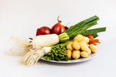 Alimento dos vegetais Foto de Stock