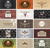 Alimento e bebidas Imagens de Stock Royalty Free
