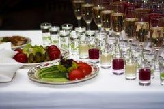 Alimento e bevande Fotografie Stock Libere da Diritti