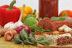 Alimento e bevarage imagem de stock royalty free