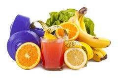 Alimento e dieta Fotografia Stock